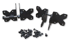 Fence Gate Hardware for PVC Fence pictures & photos