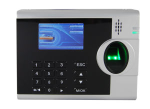 Fingerprint Time Attendance with TCP/IP Ethernet Port (3000T-C) pictures & photos