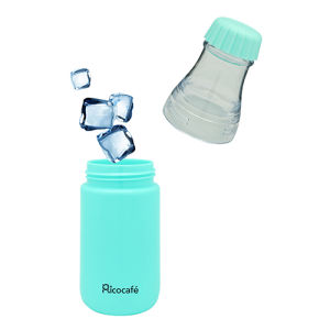 Plastic Single Wall Water Bottle 500ml pictures & photos