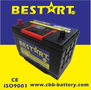 12V80ah Premium Quality Bestart Mf Vehicle Battery JIS 95D31r-Mf pictures & photos