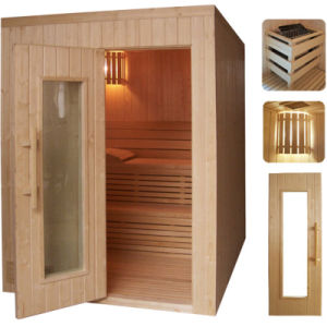 Traditional Pine Home Sauna House (KS-1515) pictures & photos