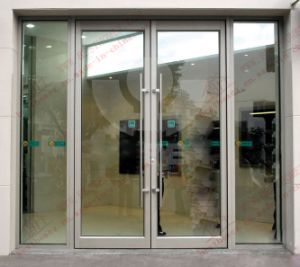 High-Class Aluminium Commerical Casement Door (BHA-DK11) pictures & photos