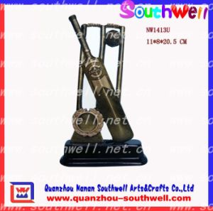 Polyresin Cricket Sport Trophy (NW1413U)