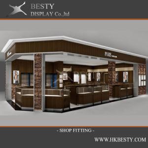 Jewelry Retail Store Display Case Kiosks pictures & photos