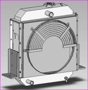 Water Radiator (2R1540100)