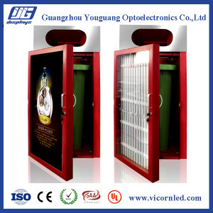 Eco-friendly 55W Solar Power Advertising LED Light Box