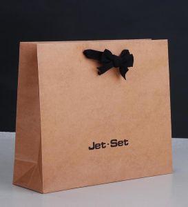 Kraft Paper Bag (HD-SC-034)