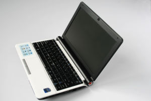 10.2 inch Intel Atom 270 Mini Laptop (LB001)