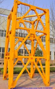 Hongda 25 Ton Tower Crane Qtz500 (8030) pictures & photos