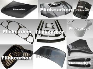 Carbon Fiber Auto Products for BMW E36 E46 E90 E92 F30 F10 pictures & photos