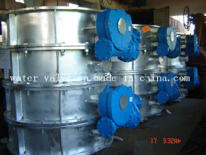 Sea Water Duplex Steel Butterfly Valve