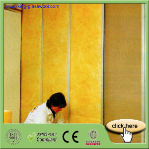 Aluminum Foil Fiberglass Wool Insulation Blanket pictures & photos