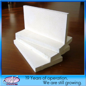 High Quality Fireplace Ceramic Fiber Board for Thermal Insulation pictures & photos