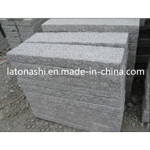 Natural G603 Gray Granite Kerb Stone & Kerbstone for Paving, Stair pictures & photos