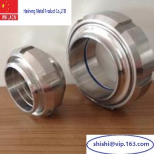 Investment Casting Sanitary Stainless Steel Heavy Duty Pipe Clamp Fitting pictures & photos