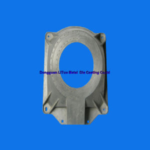 Aluminium Die Casting Parts Lamp Cover with SGS, ISO9001: 2008 pictures & photos