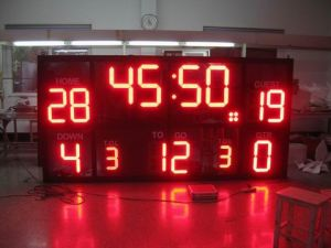 LED Sports Scoreboard for American Football (YJ-LFS-500/400/300R)
