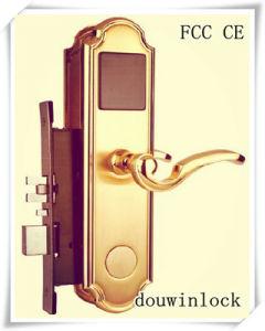 American Electromagnetic Door Card Lock pictures & photos