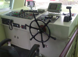 Marine Autopilot Hydraulic Steering Gear pictures & photos