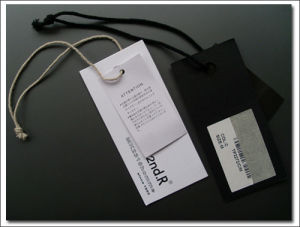 PVC Luggage Tag/Hangtag/Garment Tag (02)