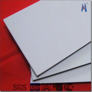 3mm Flash Silver Aluminum Honeycomb Panel pictures & photos