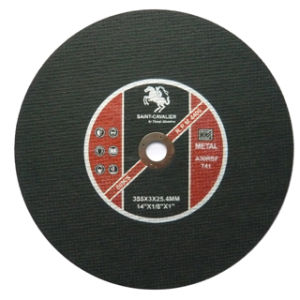 En12413 Aluminum Abrasives Cut off Wheel (355X3.2X25.4) pictures & photos