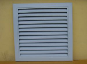 Hot Selling Shutter Window with Classical Design (pH-035) pictures & photos