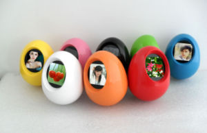 1.5 inch Egg Shaped Digital Photo Frame (DPF109)