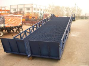 Mobile Yard Ramp with CE pictures & photos