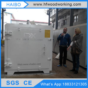 High Frequency Vacuum Larch Timber Drying Machine