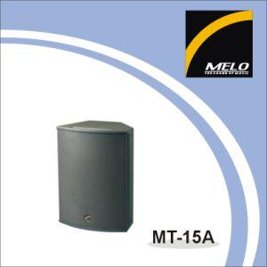 Loudspeaker / Professional Coaxial Speaker Mt-15a