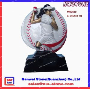 Polyresin Baseball Trophies Awards (NW1261U)