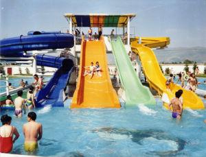 Fiberglass Water Slide for Amusement Park (HZQ-03/04/07)