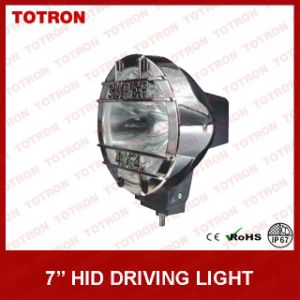9-32V 7 Inch 35 W 55W HID Driving Light for Trucks, SUV (T3670)