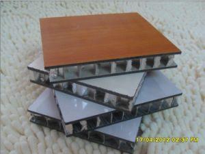 Decorate HPL Aluminum Honeycomb Core Panel