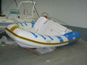 Rib Boat / PVC Rib Boat 4.2m (Rib420 C Type) - Hot pictures & photos