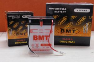 Motorcycle Battery (YB2.5L) pictures & photos