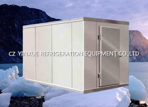 Deep Freezer Cold Room Equipment for Meat (-10~20degrees celsius)