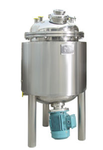 Stainless Steel Magnetic Stirring Batch Tank pictures & photos