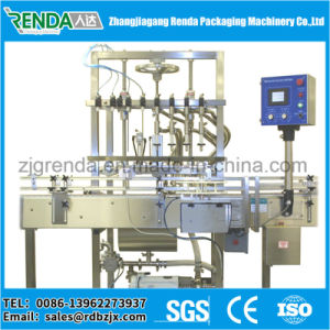 Auto Filling Machine for Oil, Beverage, Water pictures & photos