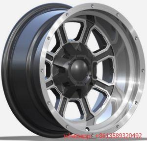 Deep Lip Aluminum Car Alloy Rims off Road Wheels for 4*4 pictures & photos