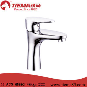 New Design Brass Bathroom Wash Basin Faucet (ZS40203)