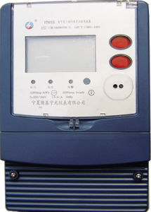 Three Phase Four/Three Wire Multi-Function Electronic Meter