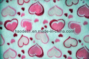 Coral Velvet Fabric