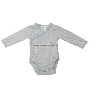 Long Sleeve Infant Jumpsuit pictures & photos