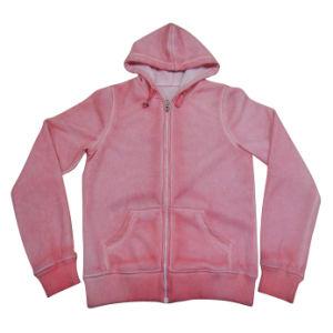 Garment Dyed Fleece Jacket