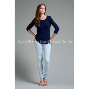 Women′s Ladies Polyester Blouse