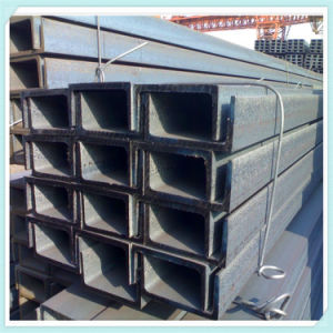 U Shape Channel Steel with High Quality in China pictures & photos