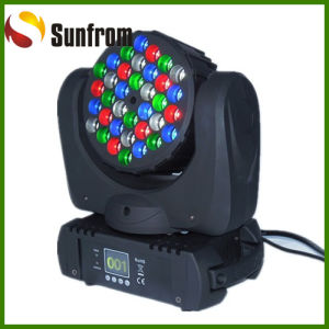 3W X 36 PCS RGBW 4 in 1 LED Beam pictures & photos