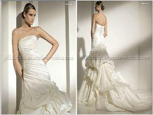 Wedding Dress, Bridal Dress, Bridal Wedding Dress (Gillis00663)